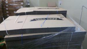 lunachips box